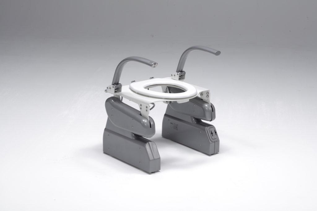 Alzapersona per WC