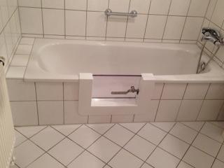 Vasca da bagno con sportello senior vasca da bagno