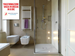 Trasformazione vasca doccia Roma