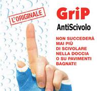 Grip Antiscivolo per piatti doccia o pavimenti bagnati